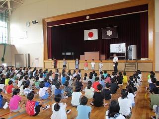 ミキプルーン 小学校